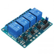 4 channel relay module 5v