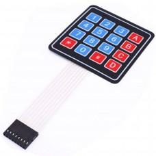 4x4 keyboard matrix