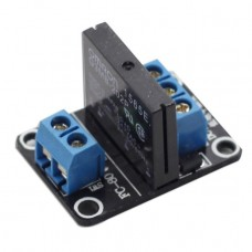 1 channel solid state relay module 5v 2A