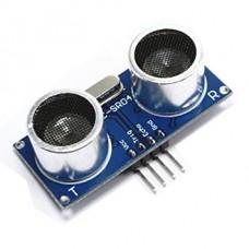 HC-SR04 Ultrasonic distance measurement